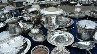 Assortment of Silver